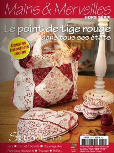 Broderie Créative Hors Série - Revista francesa de Bordado