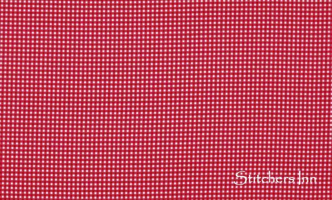 Sew Retro - Gingham Red