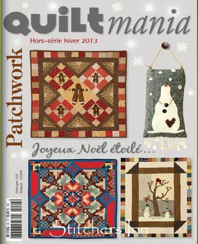 Quiltmania Special Winter 2013 - 50%