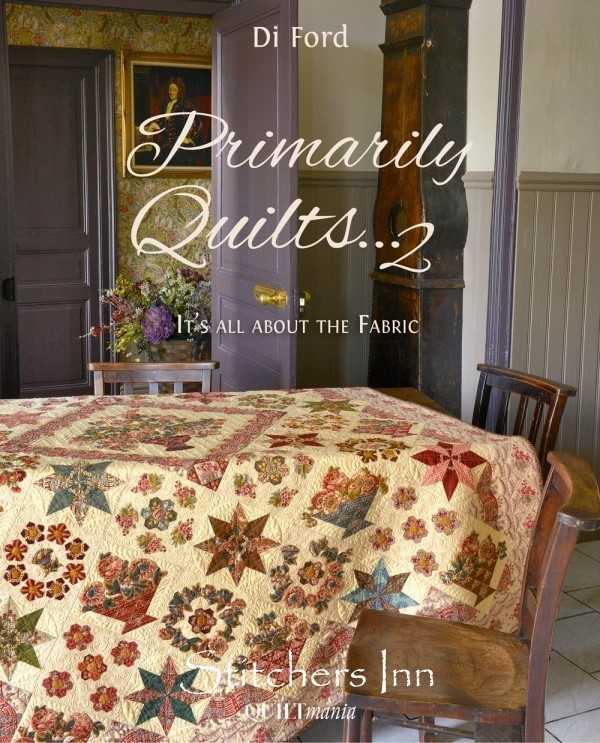 Primarily Quilts ... 2 - It's all about the fabric - Di Ford