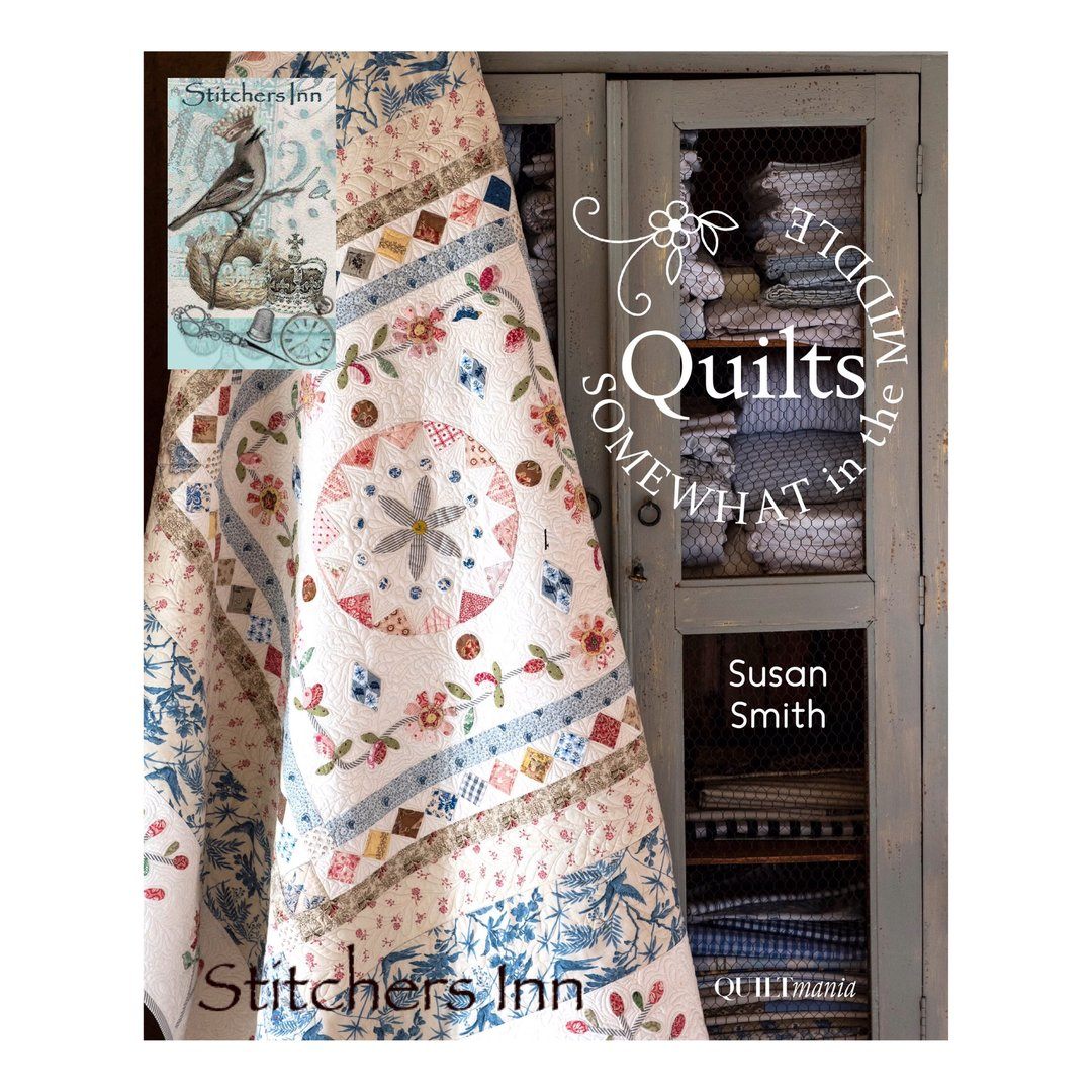 Quilts, Somewhat in the Middle - Susan Smith
