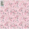 Gingham Farmhouse - Bunnies Pink