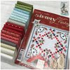 "Fabric Kit Quilt ""Winter Days"" - Serena Boffa"