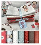 Abbie's Garden ✿ Fabric Bundle