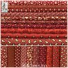 Schoolgirl Sampler ✿ Red Fabric Bundle