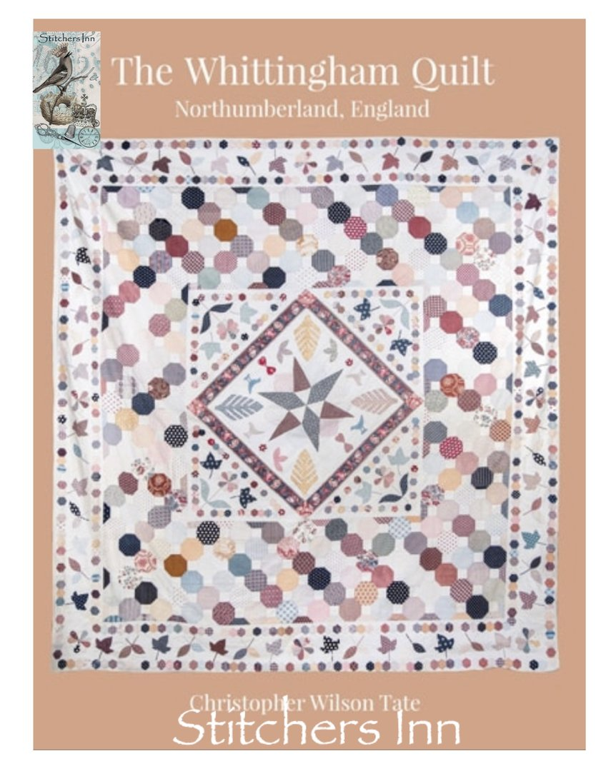 The Whittingham Quilt ❂ Christopher Wilson-Tate - Booklet