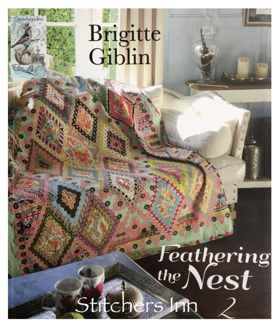 Feathering the Nest 2 - Brigitte Giblin