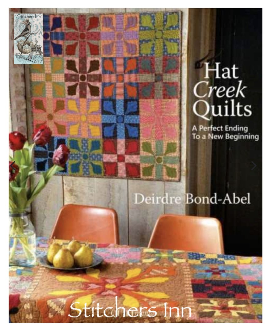 Hat Creek Quilts - Deirdre Bond-Abel
