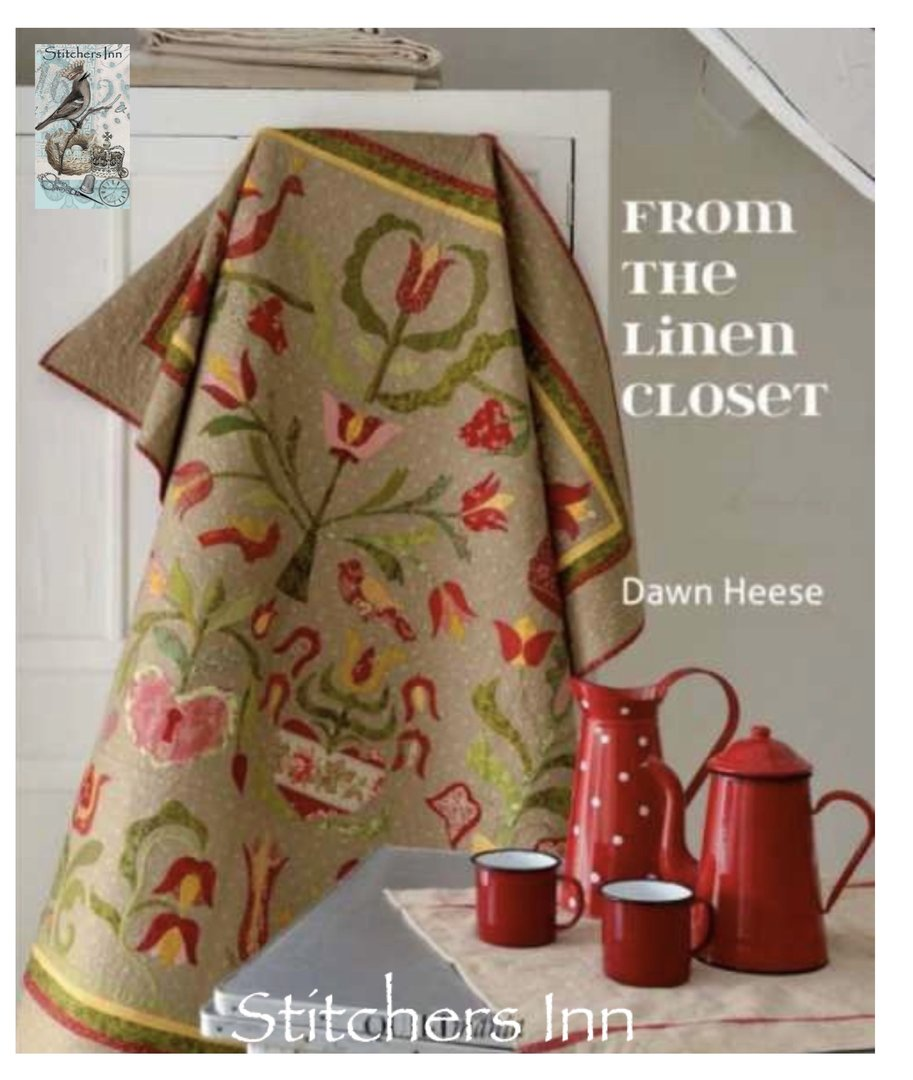 From the Linen Closet - Dawn Heese